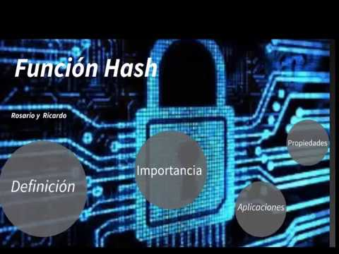 Funcion Hash
