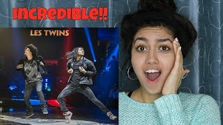 Les Twins Performance | Red Bull BC One World Final 2015 | REACTION