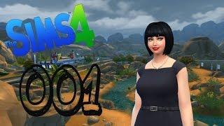 Sims 4 / Kessedy Black - # 001 - Alles Neu / Let`s Play [German/Deutsch]