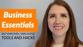 Self employed / Side Business ESSENTIALS UK