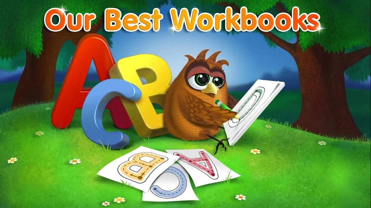 Montessori Preschool Games App Kindergarten Abc Learning