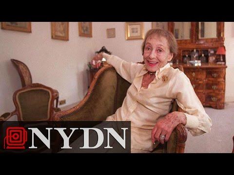 Luise Rainer, Double Oscars Winner, Dies at 104
