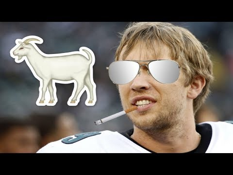 NICK FOLES THE GOAT!