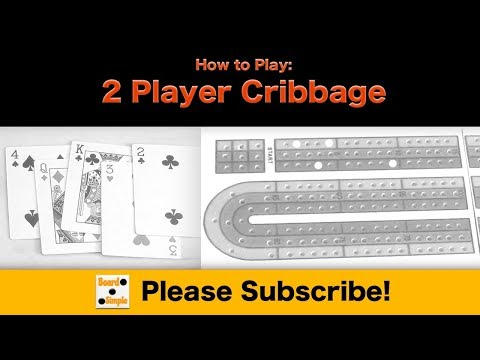 How to Play - Cribbage