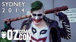 Oz Comic Con Sydney 2014 Cosplay Highlights