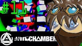 Сходим с ума в Antichamber - Часть 11 [Карабкаемся по башне!]
