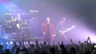 Simple Minds Alive and Kicking live@FN 14-11-2015