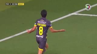 Goal | Golo Eustáquio: FC Porto 1-(1) Chaves (Allianz CUP - 1ª jornada)