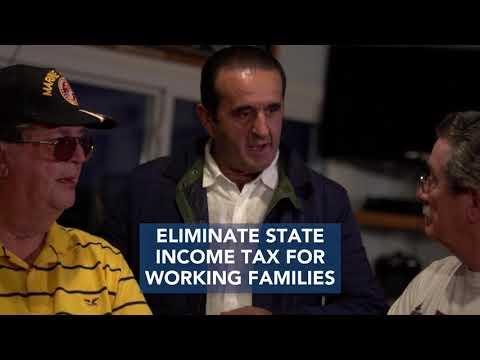 Peter Lumaj: A Fresh Start For Connecticut
