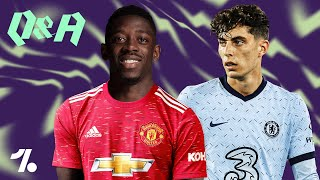 Should Man United sign Dembele or WAIT for Sancho? ► Q&A