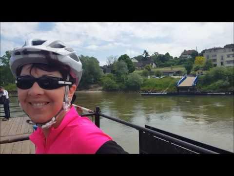 Danube Cycle Path 2016