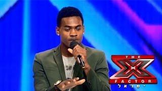 X Factor Israel - Avishachar Jackson - Hello