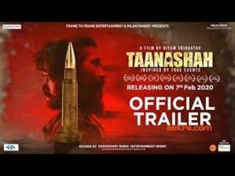 New Movie Trailers 2020 | Taanashah | Dilip Arya | Indraneel Bhattacharya | Coming Soon 7 th Feb