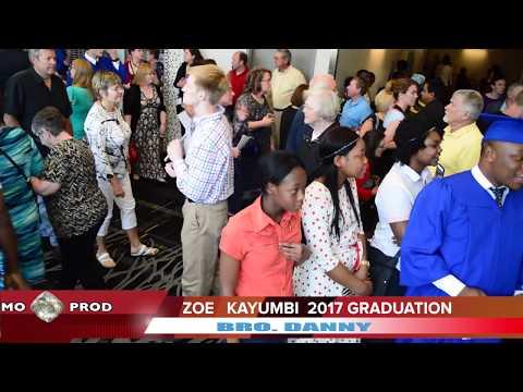 ZOE KAYUMBI 2017 Graduation