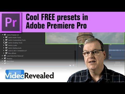 Cool FREE presets