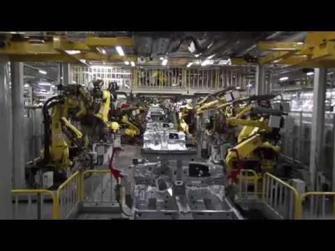 Завод Hyundai Motor Manufacturing Rus
