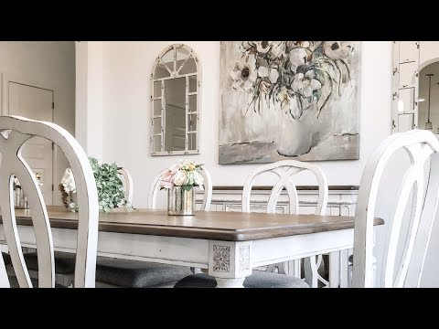 HUGE FURNITURE & HOME DECOR HAUL | FARMHOUSE CHIC