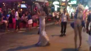 Ледибои трансвеститы в Тайланде/LADYBOY IN THAILAND