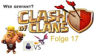 COC [017] - Magierturm vs Drache, wer gewinnt? (Fredi) | Let`s Play Clash of Clans [Deutsch/HD]