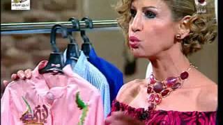 فستان الاسبوع مع امينة شلباية واجمل موضة الصيف في 2017  | انتي احلي