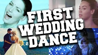 Best Songs That Make Your First Wedding Dance Perfect