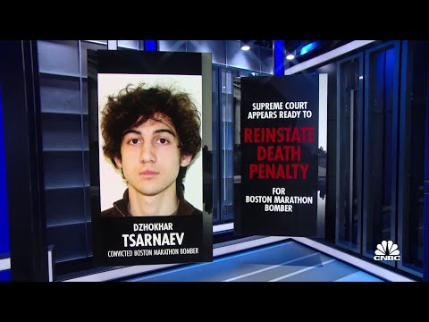 Supreme Court to decide whether the Boston Marathon Bomber receives the death penalty