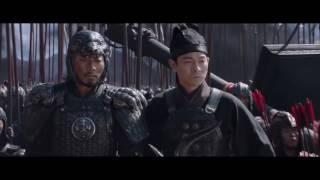 Великая стена 2017 Официальный  русский трейлер фильма Full HD