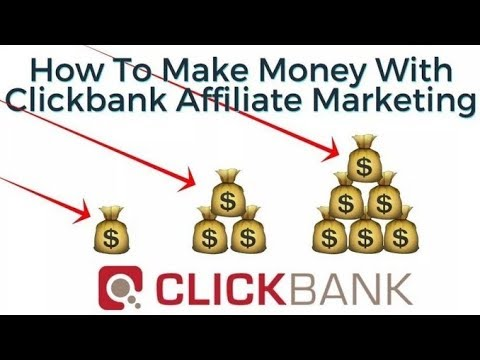 Clickbank For Beginners! How To Make Money On Clickbank For Free In 5 Easy Steps!