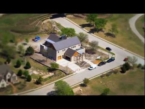 TERRACourt - First LEED Green Gold Certified Home in Collin County, Texas