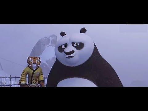 Kung Fu Panda Movie In Hindi    Disney Animated Movie 