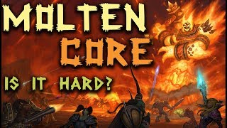 Stepping into Molten C๐re | Useful tips to have a smooth run as ANY class