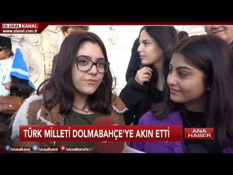 Ana Haber- 10 Kasım 2018- Murat Şahin- Anıtkabir- Ulusal Kanal