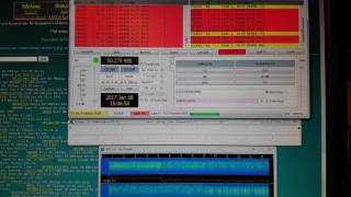 6 meter msk144 qso between k1jt kn4nn using wsjt x software by k1jt