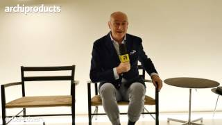 Salone del Mobile.Milano 2017 | DEPADOVA - Piero Lissoni ralks about the art direction of the brand