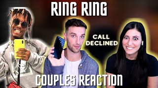 COUPLE REACTS to Juice WRLD - Ring Ring feat. Clever (Official Audio)