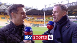 Is the title race over if Liverpool beat Manchester City? | Gary Neville & Jamie Carragher | FNF