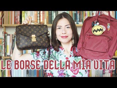 Le borse della mia vita! | TAG 2018