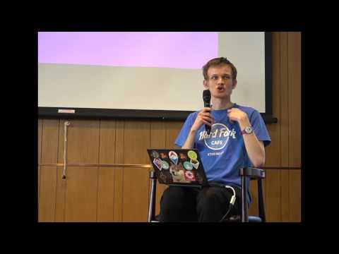 Vitalik Buterin: Zero Knowledge Proofs and Ethereum Update @ Ethereum HK Meetup