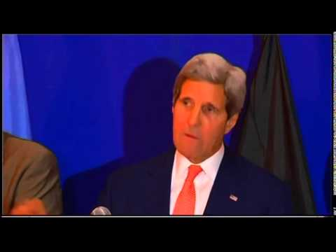 Secretary Kerry Delivers Remarks on Iraq