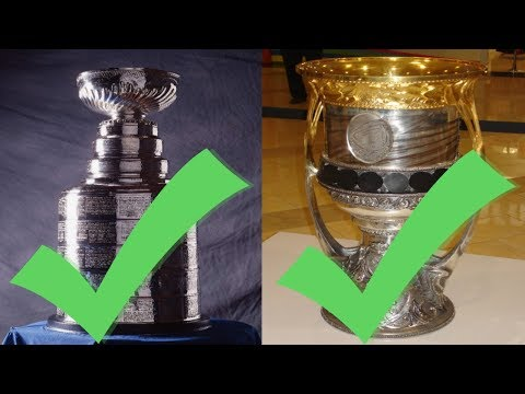 5 Players Who've Won Both The Stanley Cup and Gagarin Cup