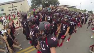 GoPro: A Day In the Life of a Lake Travis High School Football Player