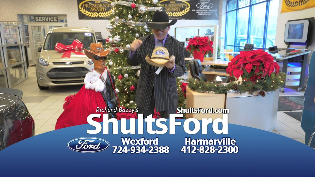 Shults Ford Lincoln Wexford Pa >> Win a Hat after you are down with your Video from the Ford ...