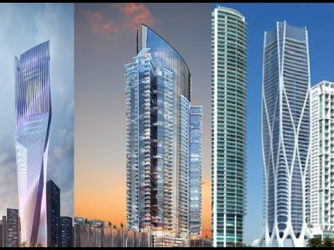 Miami (USA) Future Mega Projects(2018-2030)- See How Incredible Miami Will Be In Future