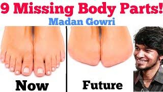 9 Missing Body Parts | Tamil | Madan Gowri | MG