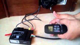 IG receiver & remote control