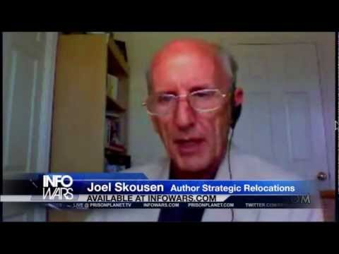Strategic Relocation, Preparing for Societal Collapse, Interview with Joel Skousen Part 1 of 4