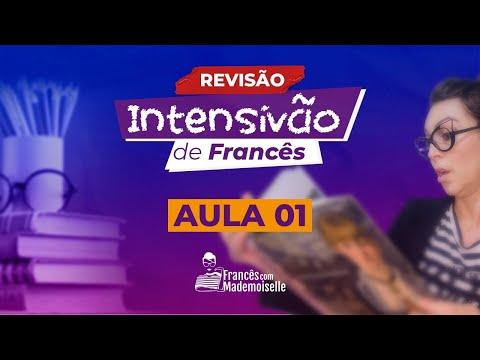 INTENSIVÃO DE FRANCÊS