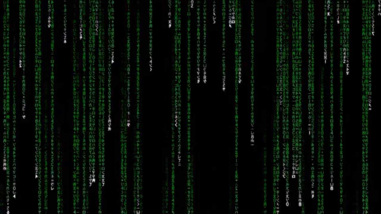 matrix blogger background theme correct loop youtube