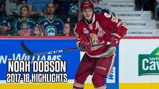 Noah Dobson   2017-18 Highlights