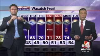 ASL Weather Report